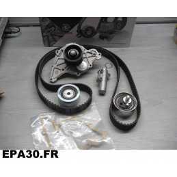 KIT DE DISTRIBUTION ET POMPE A EAU AUDI A4 A6 A8 SKODA SUPERB - EPA30 - .