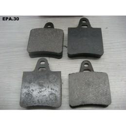 PLAQUETTES FREIN ARRIERE CITROEN BX CX GS BREAK  - EPA30.