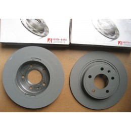 DISQUES FREIN ARRIERE CHEVROLET CRUZE ORLANDO OPEL ASTRA J ZAFIRA C  - EPA30 - .