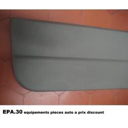 REVETEMENT MOULURE DE PORTE GRIS DROIT COTE PASSAGER FIAT 127 SPORT  - EPA30 - .
