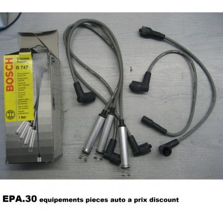 KIT CABLES ALLUMAGE OPEL ASTRA F  - EPA30 - .