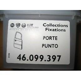 KIT DE FIXATION GARNITURE PORTE FIAT PUNTO  - EPA30.