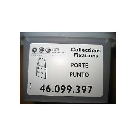 KIT DE FIXATION GARNITURE PORTE FIAT PUNTO  - EPA30 - .