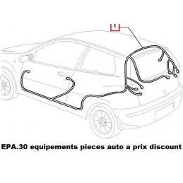 CABLE CABLAGE FAISCEAU ELECTRIQUE ARRIERE FIAT PUNTO 5 PORTES  - EPA30 - .