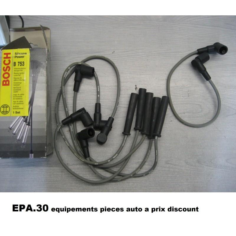 KIT CABLES ALLUMAGE VOLVO C70 S70 S80 V70 XC70 - EPA30.