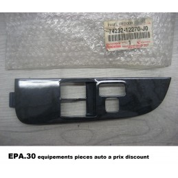 PLATINE INTERRUPTEUR DE LEVE-VITRE TOYOTA COROLLA SED WG HB LB  - EPA30 - .