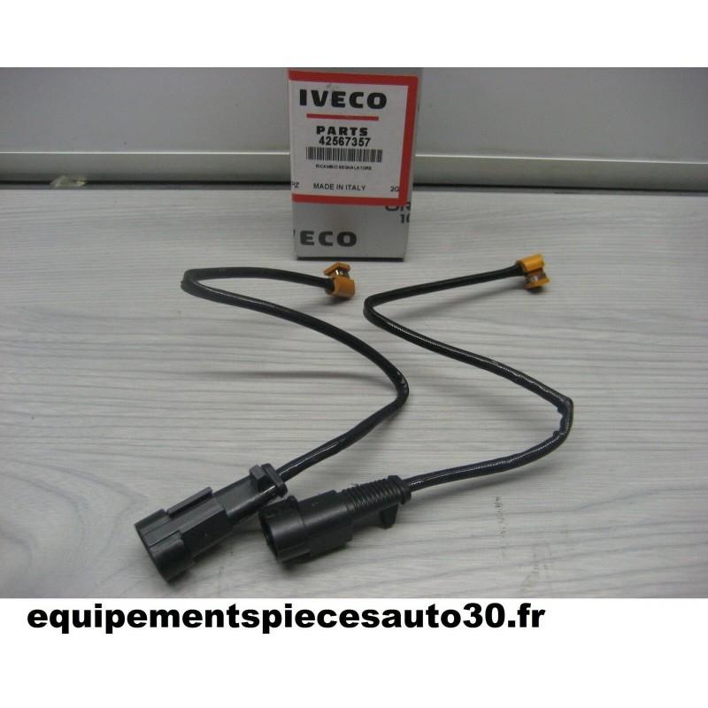 PAIRE TEMOIN D USURE DAILY 2 3 TURBODAILY EUROPOLIS EUROCARGO - EPA30.