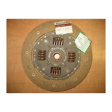 DISQUE EMBRAYAGE FORD ESCORT 4 5 6 7 FIESTA 3 4 COURIER ORION 2 3  - EPA30 - .