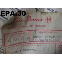 JOINT COMPARTIMENT MOTEUR ALFA ROMEO GUILIETTA TYPE 116 - EPA30.