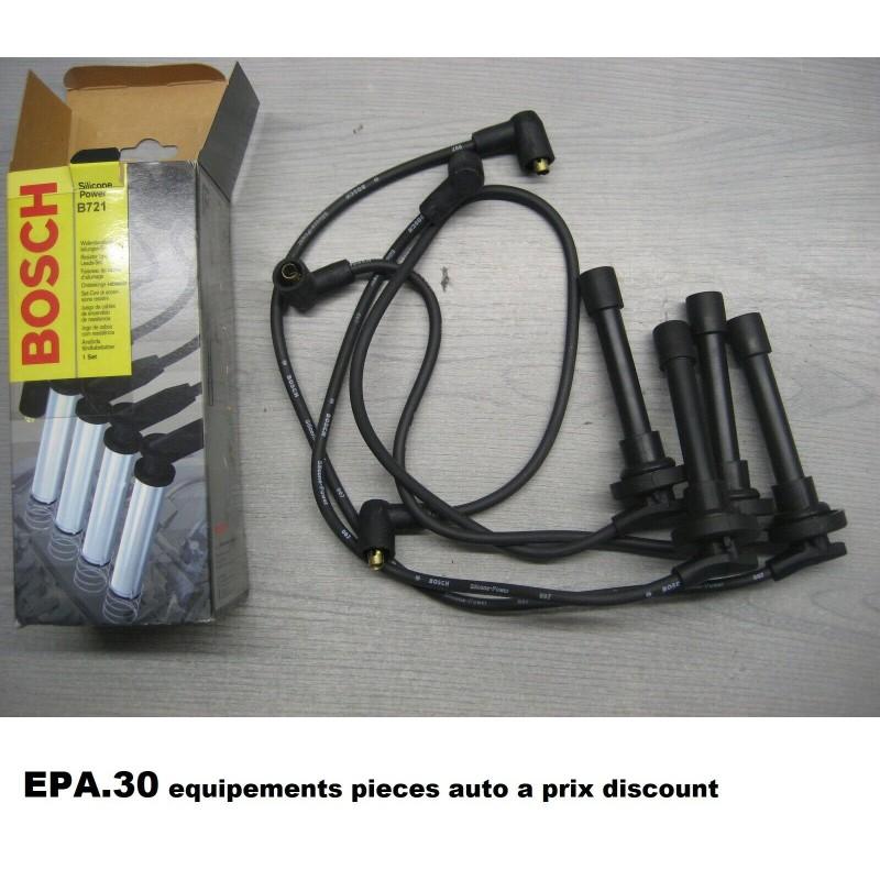 KIT CABLES ALLUMAGE ACCORD CIVIC CONCERTO CRX 3 HR-V ROVER 200 400 - EPA30 - .