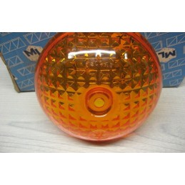 CABOCHON FEU ORANGE FIXATION CENTRALE - EPA30 - .