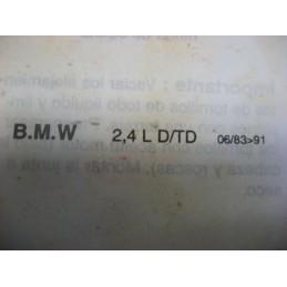 JEU DE 13 BOULONS DE CULASSE BMW SERIE 3 E30 SERIE 5 E28 E34  - EPA30.
