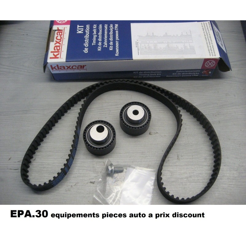 KIT DE DISTRIBUTION PEUGEOT 206 306 406 806 BOXER EXPERT PARTNER  - EPA30.