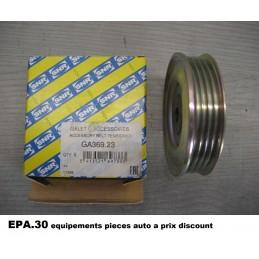 GALET ACCESSOIRE TOYOTA YARIS 1 - EPA30.