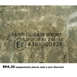 VITRE DE PORTE AVANT GAUCHE COTE CHAUFFEUR FIAT SCUDO - EPA30.