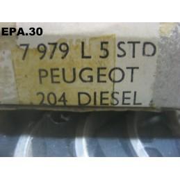 JEU DE COUSSINETS DE PALIER CÔTE STANDARD PEUGEOT 204 DIESEL - EPA30.
