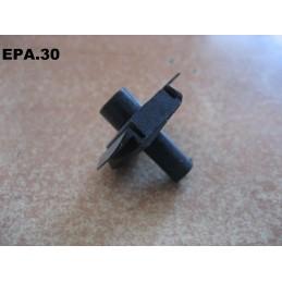 1 AGRAFE BAGUETTE BAS DE CAISSE SIMCA 1000 ET RALLYE 1 - EPA30 - .