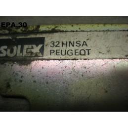 PIGE REGLAGE FLOTTEUR CARBURATEUR SOLEX 32HNSA PEUGEOT 104 - EPA30 - .