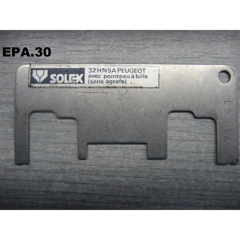 PIGE CARBURATEUR SOLEX 32HNSA 32 HNSA PEUGEOT 104 TALBOT SAMBA CITROEN LN - EPA30.