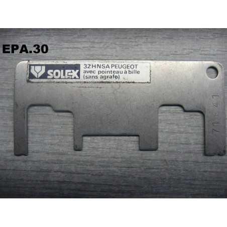 PIGE CARBURATEUR SOLEX 32HNSA 32 HNSA PEUGEOT 104 TALBOT SAMBA CITROEN LN - EPA30 - .