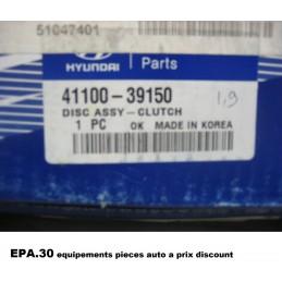 DISQUE EMBRAYAGE HYUNDAI ELANTRA 3 TRAJET - EPA30.
