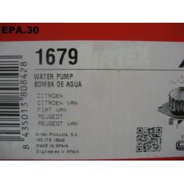 POMPE A EAU PEUGEOT 1007 106 II 206 207 306 307 BEPPER PARTNER I ESSENCE - EPA30 - .
