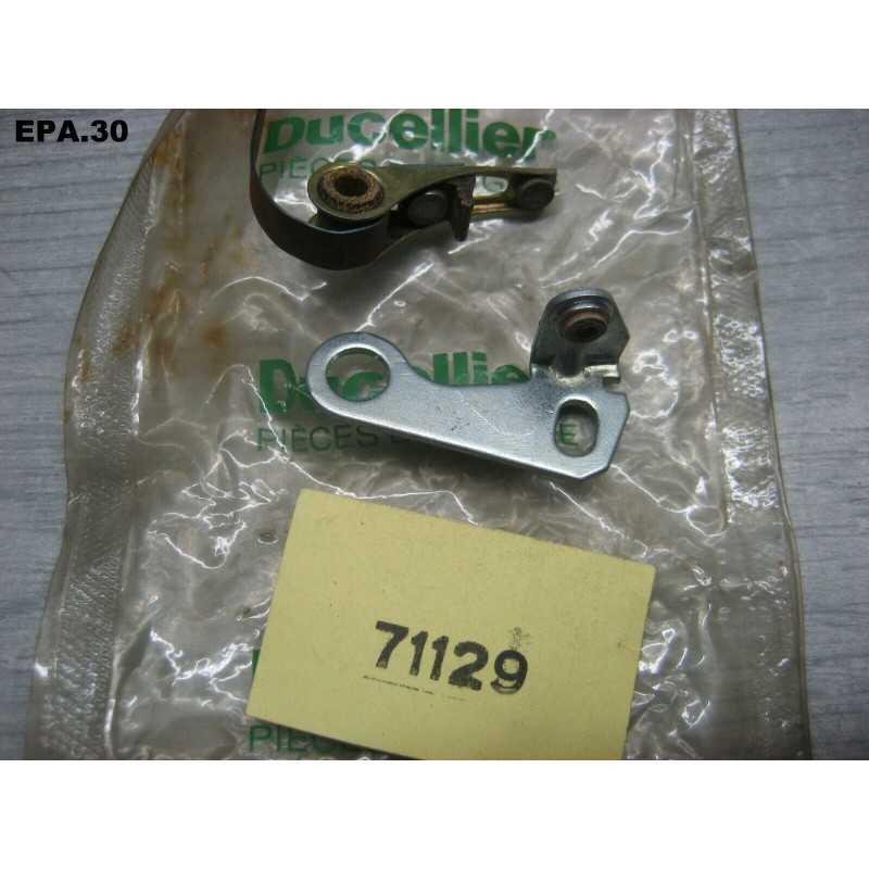 VIS PLATINES RUPTEURS RENAULT 8 10 R8 R10 DAUPHINE - EPA30 - .