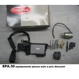 DISPOSITIF ARRET SYSTEME ELECTROVANNE POMPE PEUGEOT 406 C15 XANTIA  - EPA30.