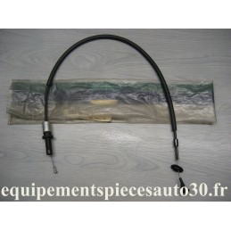 CABLE ACCELERATEUR RENAULT 18 R18 DIESEL R1344 R1354  - EPA30 - .
