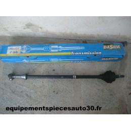 CARDAN DROIT PUNTO 1.4 GT Turbo 1.7 TD après 01/98  - EPA30.