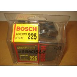 PLAQUETTES AV MERCEDES C107 COUPE R107 ROADSTER W116 W123  - EPA30 - .