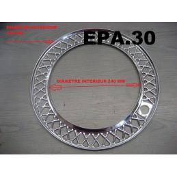 1 ENJOLIVEUR DE ROUE FIAT 1100 R ET 124 - EPA30 - .