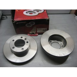 DISQUES FREIN AVANT NISSAN INTERSTAR OPEL MOVANO RENAULT MASTER 2  - EPA30 - .