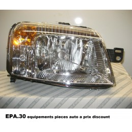 PHARE OPTIQUE AVANT DROIT COTE PASSAGER FIAT PANDA (169) après 09/03  - EPA30 - .