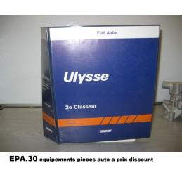 RTA CATALOGUE MANUEL REPARATION FIAT ULYSSE gamme 97 98 1.9TD 2.0JTD  - EPA30 - .