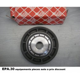 POULIE DAMPER RENAULT CLIO SCENIC KANGOO MEGANE MODUS THALIA 1.5 DCI  - EPA30 - .