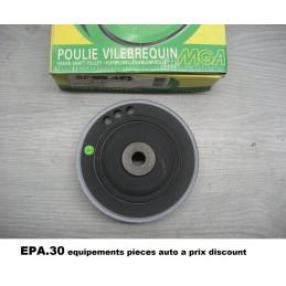 POULIE DAMPER RENAULT ESPACE 3 LAGUNA 1 MEGANE 1  - EPA30 - .