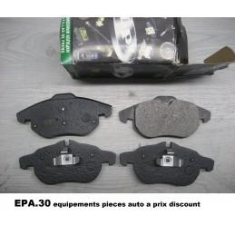 PLAQUETTES DE FREIN AVANT OPEL ASTRA H SIGNUM VECTRA C ZAFIRA B SAAB 9-3  - EPA30 - .