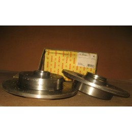 DISQUES FREIN ARRIERE VOLVO 440 460 480  - EPA30.