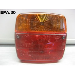 FEU DROIT OU GAUCHE 4 FONCTIONS 12V REMORQUE CARAVANE TRACTEUR BENNE - EPA30 - .