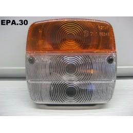 FEU AVANT GAUCHE OU DROIT 12V REMORQUE CARAVANE TRACTEUR BENNE - EPA30 - .