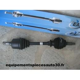 CARDAN TRANSMISSION GAUCHE MAZDA 626 série 2 sans ABS - EPA30 - .