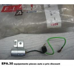 CONDENSATEUR ALLUMAGE pour allumeur 4430134 FIAT RITMO 65CV et 75 CH  - EPA30 - .
