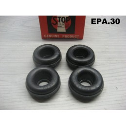 4 CAPUCHONS CYLINDRES DE ROUES JEEP WILLYS HOTCHKISS JH101 M201 - EPA30 - .