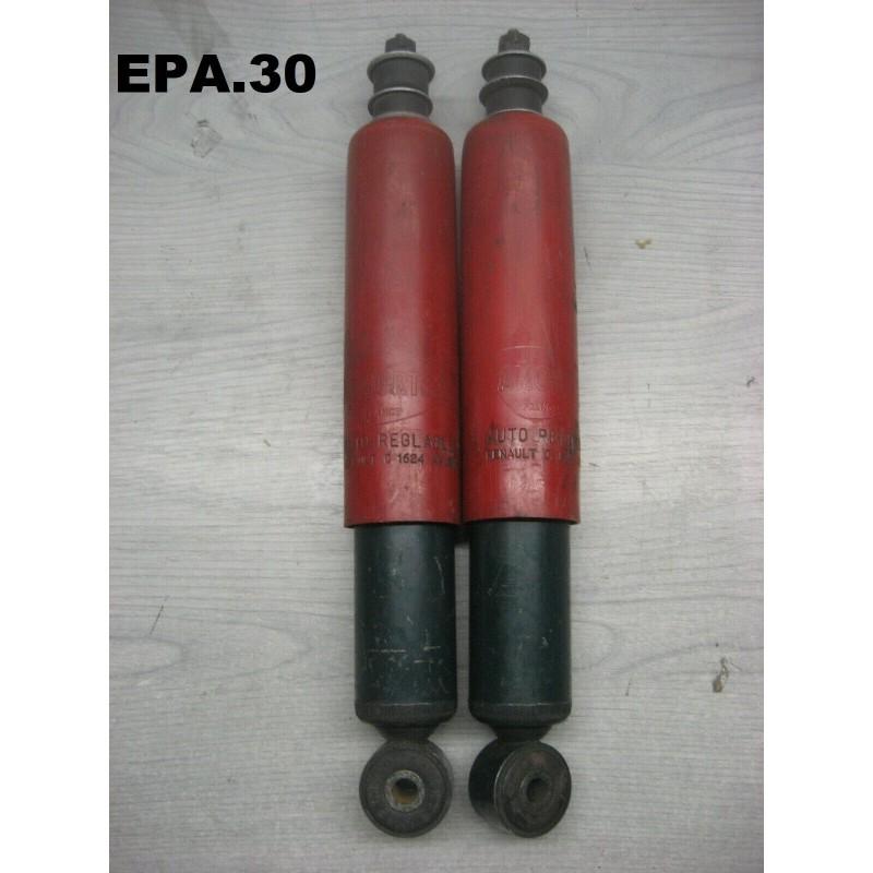 2 AMORTISSEURS AVANT RENAULT 4 R4 BERLINE JUSQU'A 1968 - EPA30 - .