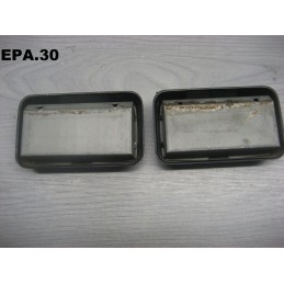 2 CENDRIERS PORTES ARRIERE SIMCA 1000 - EPA30.