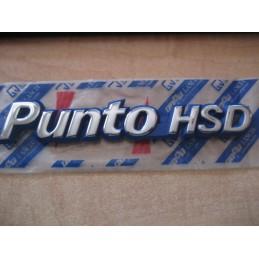 LOGO HSD FIAT PUNTO 55 60 75 90  - EPA30 - .