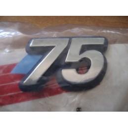 LOGO D'AILE 75 FIAT PALIO  - EPA30 - .