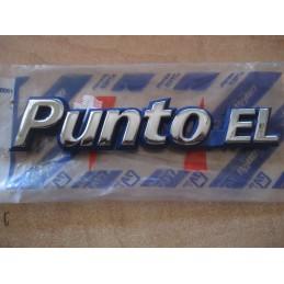 LOGO D'AILE PUNTO EL FIAT PUNTO 55 60 75 90  - EPA30 - .