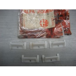 LOT DE 5 AGRAFES DE PORTE ALFA ROMEO ALFASUD ET TI - 1620063470 - EPA30.